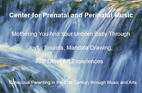 Center for Prenatal & Perinatal Music, Giselle Whitwell
